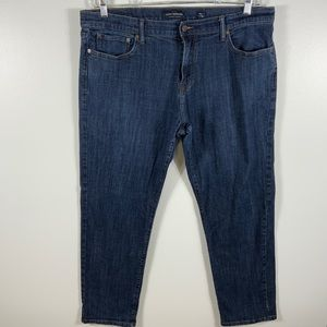 Lucky Brand 221 Straight Mens Jeans size 40 40x32